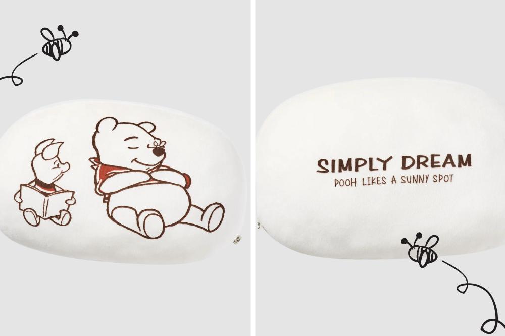 Winnie the pooh pillow