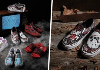 vans horror collection