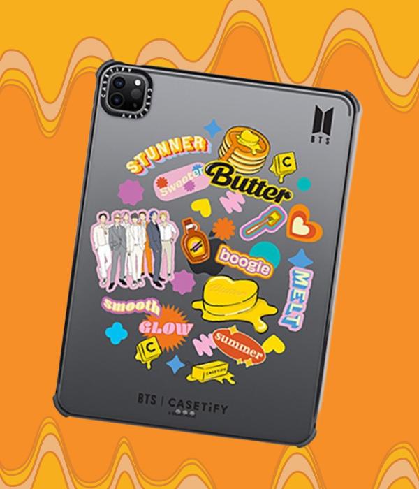 BTS Butter Casetify Ipad