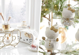 Hello Kitty Holiday Homeware Collection