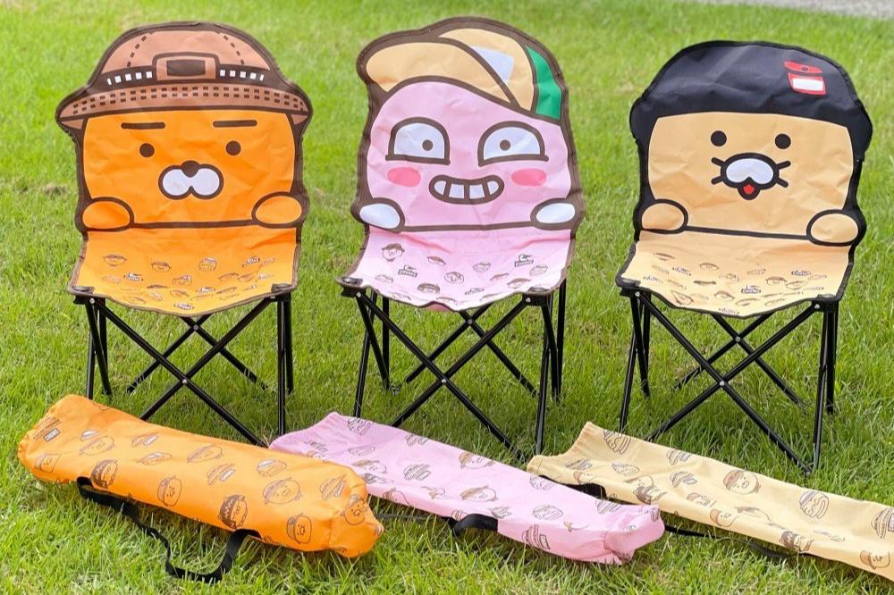 foldable chair kakao