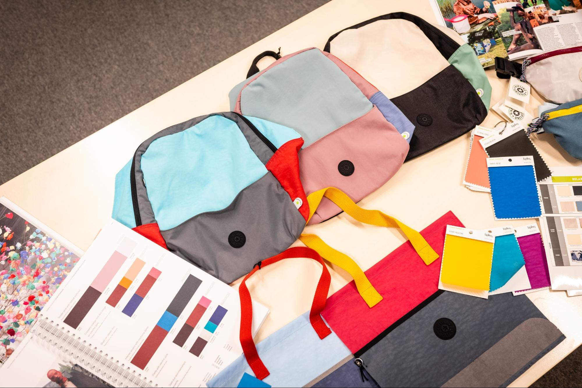 Kipling Bag Donation