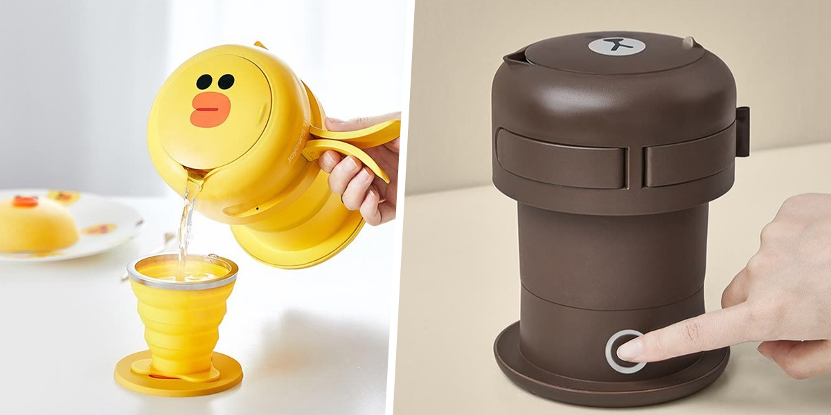 line-friends-collapsible-kettle