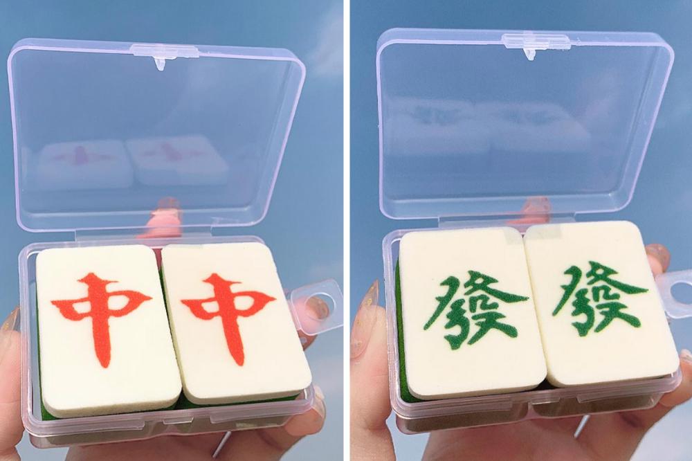 mahjong beauty blenders