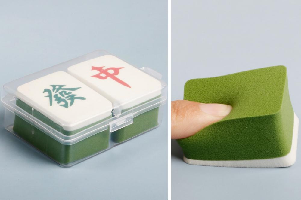 mahjong sponge