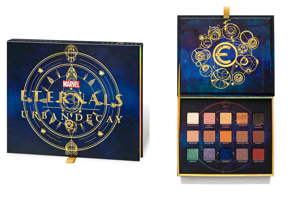 Marvel's The Eternals x Urban Decay